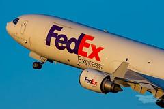 N574FE FX MD11F 34L YSSY-7874 (A u s s i e P o m m) Tags: sydney newsouthwales australia au fedex fx md11f syd yssy mcdonnelldouglas sydneyairport