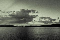 IMG_5070-1 (Andre56154) Tags: schweden sweden sverige landschaft landscape himmel sky wolke cloud wasser water see lake sonne sun sonnenuntergang sunset