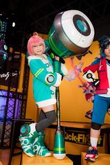 Cyber Agent -Tokyo Game Show 2018 (Makuhari, Chiba, Japan) (t-mizo) Tags: sigma2435mmf2dghsmart sigma sigma2435f2 sigma24352 sigma2435mm sigma2435mmf2 sigma2435mmf2dg sigma2435mmf2dgart sigma2435mmf2art art ゲームショー tgs tgs2018 tokyogameshow tokyogameshow2018 東京ゲームショー 東京ゲームショー2018 makuhari chiba 千葉 幕張 美浜区 mihama 幕張メッセ makuharimesse 展示会 販売会 キャンペーンガール キャンギャル campaigngirl showgirl コンパニオン companion person ポートレート portrait women woman girl girls cosplay コスプレ レイヤー cosplayer コスプレイヤー canon canon5d canon5d4 5dmarkiv 5dmark4 eos5dmarkiv eos5dmark4 eos5d4 5d4 lr lrclassic lightroomclassic lightroom lrcc lightroomcc 日本 japan ca cyberagent サイバーエージェント