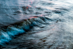 continue till it erased (Valerie Guseva) Tags: sea water waves wave red blue dark impression illusion icm circle mysterious modern movement abstract crimea russia deepness dream reflection surreal smooth smudge strange storm seascape air ocean nature experimental expression hypnotic transition unconscious psychodelic sleep mythology river mysticism symbol flow flickr blur fire