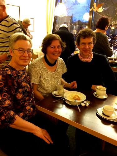 Catherine, Deniz & Joachim, Ulm