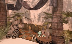 Moroccan Souk (Paper Moon, and many more!) (Rhaenys.) Tags: papermoon tspot sayo hive hextraordinary atooly zerkalo anhelo mellanix travel virtualreality secondlife sl decor