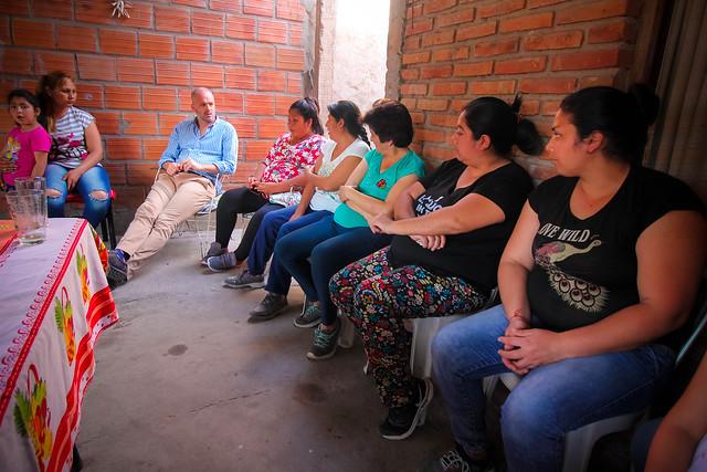 Visita de Matías Kelly - Secretario de Economía Social, MDSN | OCT 2018