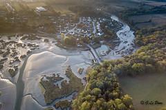 DJI_0010 (gael.lebrun56) Tags: bridge brittany bretagne pont suspendu sea mer marée drone