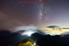 DSC_0939 (Lin.Jian Liang) Tags: 台灣 taiwan 南投 合歡主峰 銀河 galaxy 仁愛鄉 合歡山 雲海 nikon d610 14mm sigma bigma