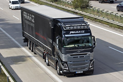 "Volvo FH IV "" FRAMA CZ "" (CZ) (magicv8m) Tags: tir trans transport lkw volvo frama cz"
