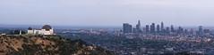 Los Angeles (oygras) Tags: hollywood los angeles summer night sunset griffith observatory california city skyline