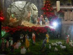 Templo de la Santísima Trinidad (omarsant9) Tags: navidad nacimientos templo puebla diciembre belem belen noche buena de paz amor pastor portal reyes magos estrella