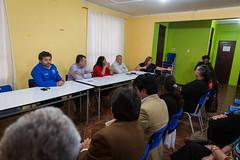 Reunión Parlamentarios (muniarica) Tags: arica chile muniarica municipalidad ima alcalde gerardoespíndola senador josedurana diputado luisrocafull parlamentarios