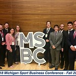 Sports Management majors