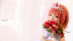 IMG_8272 (moshitea) Tags: makinishikino lovelive cosplay cosplayer anime girl portrait fanime fanime2018 コスプレ コスプレイヤー アニメ ラブライブ 西木野真姫 wedding bride