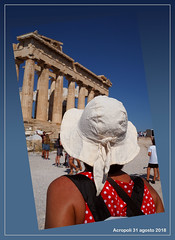 P8310196 17x25 (M64RM) Tags: atene acropoli reddresswhitepois