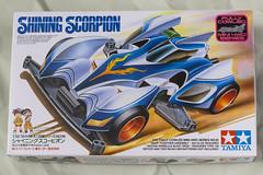 SHINING-SCORPION (JACK747) Tags: tamiya tamiya132 mini4wd 4wd twinstar models toys japantoy hobby 4wdchassic carmodels letsgo shiningscorpion