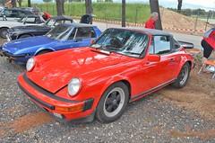 Porsche 911 Targa (benoits15) Tags: german porsche 911 targa red