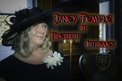 Janey Temple in Hibernian Intrigues 1 of 3 (PHH Sykes) Tags: scotland edinburgh portrait wedding