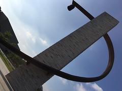 Monument at Shantou University (hinxlinx) Tags: