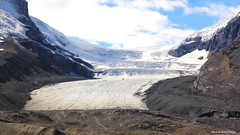 Athabasca Glacier, Columbia Icefield, Icefields Parkway, Alberta,Canada (Black Diamond Images) Tags: athabascaglacier columbiaicefield jaspernationalpark glacier icefieldsparkway alberta canada scenictours scenic 2012 mountains mountain ice banfftojasper landscape sky snow mountainside travelalberta albertatravel albertaholiday holidayalberta