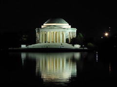 Washington, DC Jefferson Memorial at Night (army.arch) Tags: washington districtofcolumbia dc mall nationalmall tidalbasin jefferson jeffersonmemorial historic historicpreservation nrhp nationalregister nationalregisterofhistoricplaces johnrussellpope rotunda evening night photography