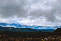 Deforestation (jenelle.melchior) Tags: clouds valley rainier seattle enumclaw washington deforestation hills