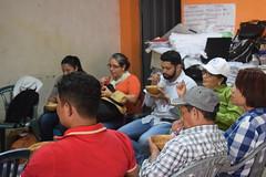 Intercambio de experiencias de productores con actores de Centroamérica y República Dominicana. (CIAT International Center for Tropical Agriculture) Tags: fida asac ciat ccafs