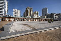 A Plaza On Brighton Seafront (grahambrown1965) Tags: plaza ricohimagingcompanyltdpentaxk3ii ricoh pentax k3ii pentaxk3ii sigma 1020mm sigma1020mm brighton hove brightonandhove