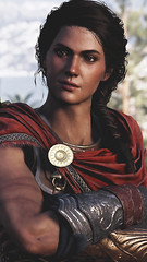 20181101234522_1 (Gantzz) Tags: assassinscreed assassinscreedodyssey assassin creed odyssey ubisoft game gamer gaming screenshot wallpaper art digital hunter sparta spartan spartans athen athena zeus god gods hades cyclops oneeye nature greekworld greek greece mythology myth animus spears swords shields sailing ship female kassandra beautiful supernatural beasts monsters 300 wolf spartana natur