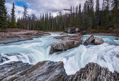 Kicking Horse River  D85_4909.jpg (Mobile Lynn) Tags: water rock mountain landscape waterfall river forest landscapephotography outdoorphotography columbiashuswapa britishcolumbia canada ca coth coth5 ngc npc