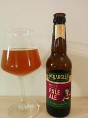 McGargles Rosie's Pale Ale