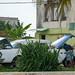 Classic Car Maintenance - Havana, Cuba