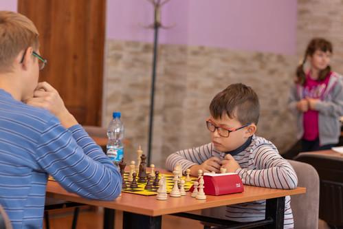Grand Prix Spółdzielni Mieszkaniowej w Szachach Turniej VII-40