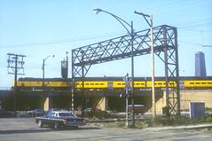 C&NW E8 9924B (Chuck Zeiler) Tags: cnw e8 9924b railroad emd locomotive chicago train chuckzeiler chz