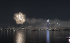 Seoul Firework Festival 2018 (Otgonjargal) Tags: firework festival 2018 seoul hangangriver 63building sony ilce7m2 longexposure nikon28mm