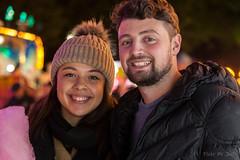 Couple at Goose Fair, Nottingham (Mr Joel's Photography) Tags: goosefair nottingham candyfloss