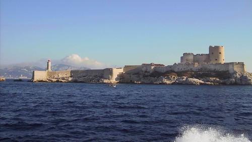 Le Château d' If. Marseille.