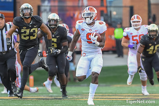 Clemson vs Wake Forest - 2018 Photos
