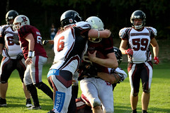 DISO5103 (Wuppertal Greyhounds) Tags: wuppertal greyhounds verbandsliga nrw disografie blende8 american football