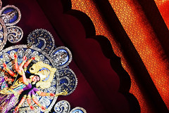 Durga Puja (Benaami) Tags: nikon nikond200 d200 nikkor naturallight natural light festival india west bengal westbengal durgapuja durga puja nikkor35mmf2afd nikon35mmf2afd garia nabadurga