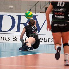 P2138911 (roel.ubels) Tags: sliedrecht sport topsport volleybal volleyball uvc holding graz cev champions league debasis