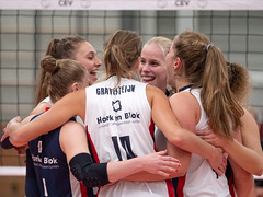 P2149056 (roel.ubels) Tags: sliedrecht sport topsport volleybal volleyball uvc holding graz cev champions league debasis
