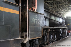 I_B_IMG_0558 (florian_grupp) Tags: asia myanmar burma train railway railroad myanmarailways southeast metergauge metregauge 1000mm steam locomotive scrap yard vulcan foundry pyuntaza