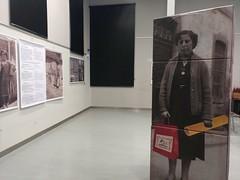 Exposición de ADRAtan sobre mujeres orduñesas y empleos ya desaparecidos (urdunakoudala) Tags: bizkaia orduña urduña adratan historia mujeres emakumeak empleo lanak antiguo zaharrak