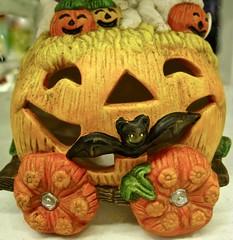 uber pumpkin (muffett68 ☺ heidi ☺) Tags: smiling pumpkin halloween