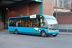 Arriva Derby Optare Solo 2907 YJ58CCE (Mark Bowerbank) Tags: arriva derby optare solo 2907 yj58cce
