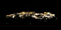 Acropole by night (Guillaume_ARNAUD) Tags: lights night grece acropole athenes parthenon greece