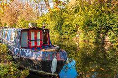 Oxford Canal Oxord Mail CC meet 20-10-18. (Anthony P Morris) Tags: oxfordcanal canal hythbridgestreet oxford england unitedkingdom gb anthonypmorris farmoor oxfordshire bbc bbcsouth bbcsouthtoday weather weatherwatchers itv meridian itvmeridian autumn autumncolour barge narrowboat longboat oxfordmail oxfordmailcameraclub jerico isislock isiscanallock