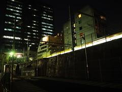 Tokyo (Meg Kamiya) Tags: tokyo japan night light colour city olympus omd em10