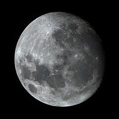 Near Full Moon (Ggreybeard) Tags: moon fullmoon cratertycho cratercopernicus zwo skywatcher lunar