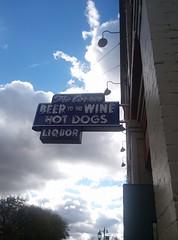 Back at The Corner Bar (creed_400) Tags: neon sign cornerbar downtown rockford michigan autumn fall west october
