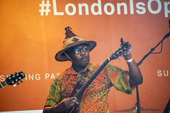 DSC_1663 Africa on the Square October 27 2018 Trafalgar Square London Black History Month. Sadly, the Mayor of London did NOT bother to make an appearance Typical of Sadiq Khan (Bring back Ken or Boris who both supported cultural events) Kodjovi Kush & Af (photographer695) Tags: africa square october 27 2018 trafalgar london black history month sadly mayor did not bother make an appearance typical sadiq khan bring back ken or boris who both supported cultural events kodjovi kush amp afrospot all stars