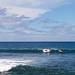 Surfing on Maui, Hawaii